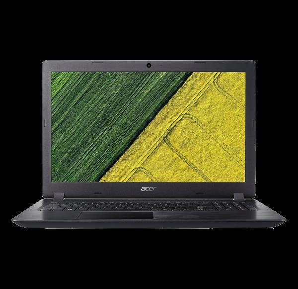لپ تاپ ایسر 15اینچ  ACER A315 : Core i3-8130 / 4GB RAM / 1TB HDD / 2GB MX330