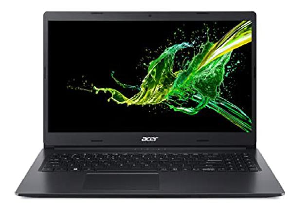 لپ تاپ ایسر 15اینچ  Acer Aspire3 A315-22G-49KM : AMD A4-9120 / 8GB RAM / 1TB HDD / 2GB R5 M530