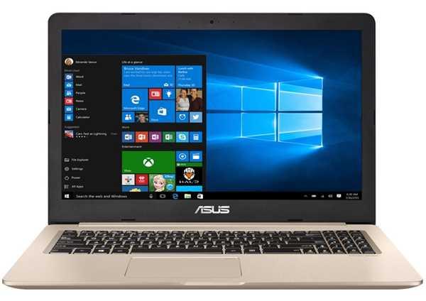 لپ تاپ ایسوس 15اینچی مدل  Asus VivoBook Pro N580GD : CI7 /16GB /2T+256G / 4G