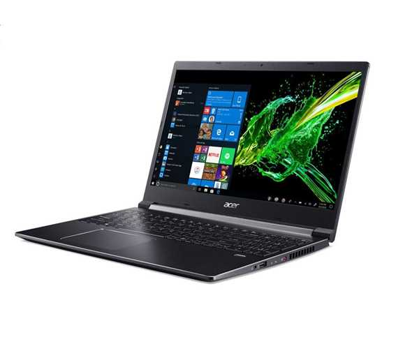 لپ تاپ ایسر 15اینچ Acer Aspire7 A715 : Core i5-10300H / 8GB RAM / 1TB SSD / 4GB GTX1650TI