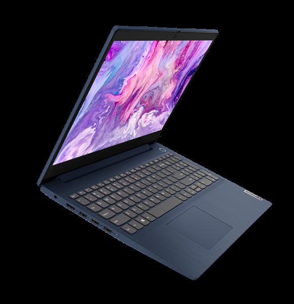 لپ تاپ لنوو 14 اینچ  Lenovo IdeaPad 3 : Core i3-10110 / 4GB RAM / 1TB HDD / 2GB MX130