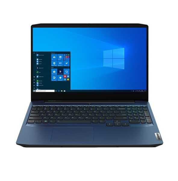 لپ تاپ لنوو 15 اینچ  Lenovo IdeaPad Gaming 3 : Core i7-10750H / 16GB RAM / 1TB HDD + 256GB SSD / 4GB-GTX1650