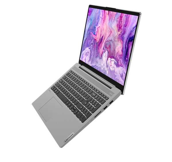 لپ تاپ لنوو 15 اینچ  Lenovo IdeaPad 5 : Core i7-1165G7 / 8G RAM / 512GB SSD / 2G MX450 / FHD