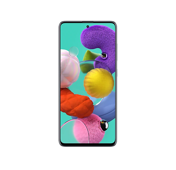 گوشی موبایل سامسونگ مدل  Galaxy A51 دو سیم کارت ظرفیت 256 گیگابایت و رم 8 گیگابایت